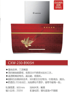 吸油烟机CXW-230-B905H
